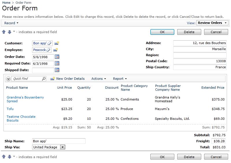 order form html  Order Form Html Code Generator Images Flight Responsive ...