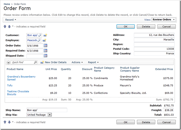 Code on time custom form template creating custom html - Move table rows up and down using jquery ...