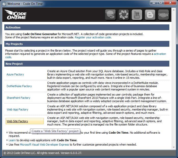 Sample Applications / Northwind (SQL Server)