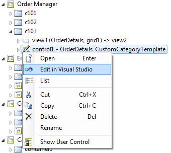 visual studio not updating designer file