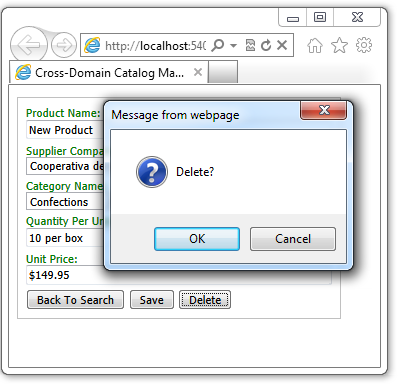 Jquery Product Catalog Product Catalog Manager Will