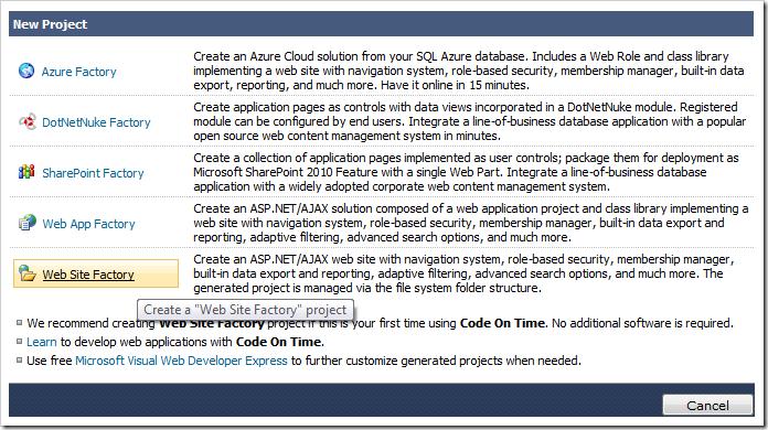 Sample Applications / HR (Oracle)
