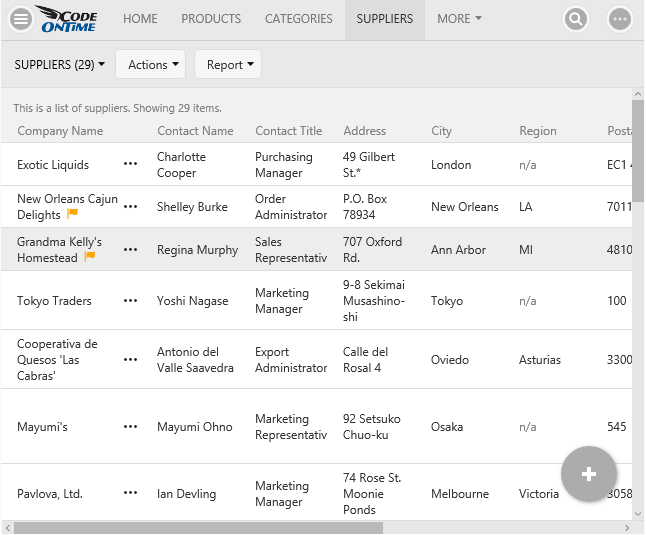 Blog   Forms, Reports, Apps. Build and deploy rapidly. Use ...